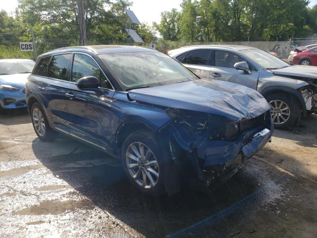 Salvage cars for sale from Copart Marlboro, NY: 2020 Lincoln Corsair