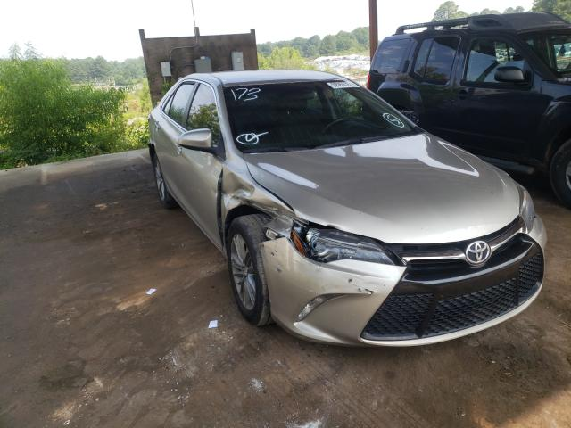 Salvage cars for sale from Copart Fairburn, GA: 2017 Toyota Camry LE