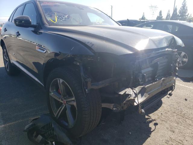 Vehiculos salvage en venta de Copart Rancho Cucamonga, CA: 2020 Jaguar F-PACE S