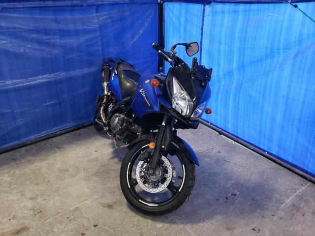 Salvage cars for sale from Copart Ontario Auction, ON: 2008 Suzuki DL650 A