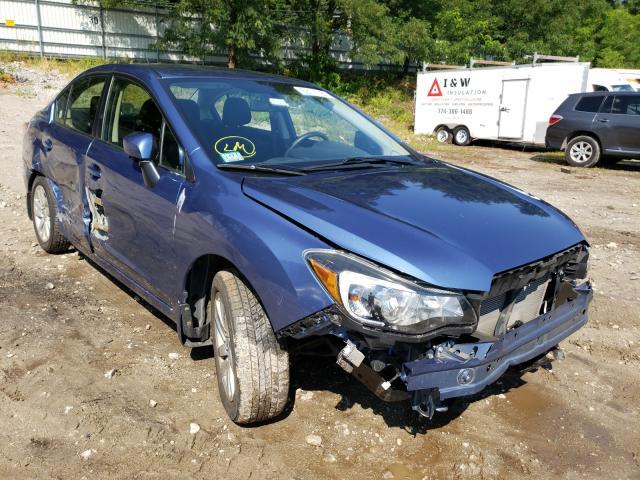 2015 Subaru Impreza PR en venta en Mendon, MA
