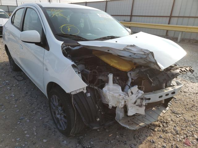 Salvage cars for sale from Copart Haslet, TX: 2017 Mitsubishi Mirage G4