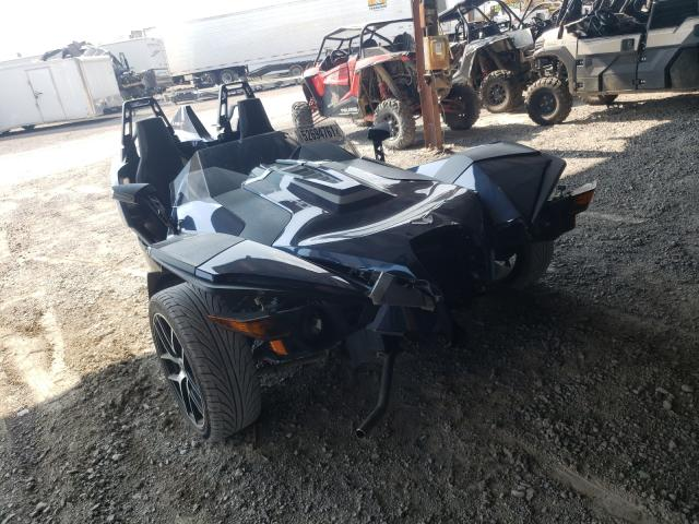 Salvage cars for sale from Copart Lebanon, TN: 2019 Polaris Slingshot