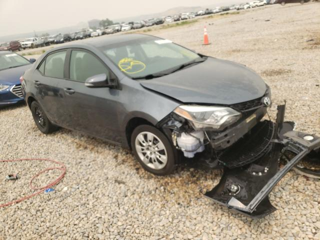 Salvage cars for sale at Magna, UT auction: 2016 Toyota Corolla L