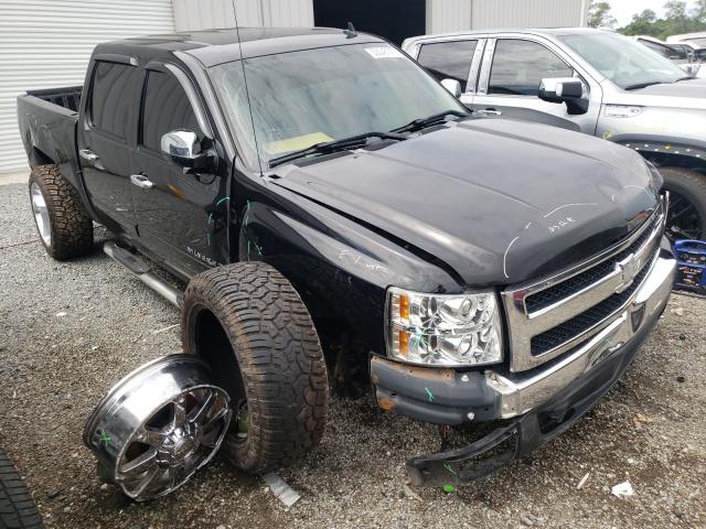 Vehiculos salvage en venta de Copart Jacksonville, FL: 2008 Chevrolet Silverado
