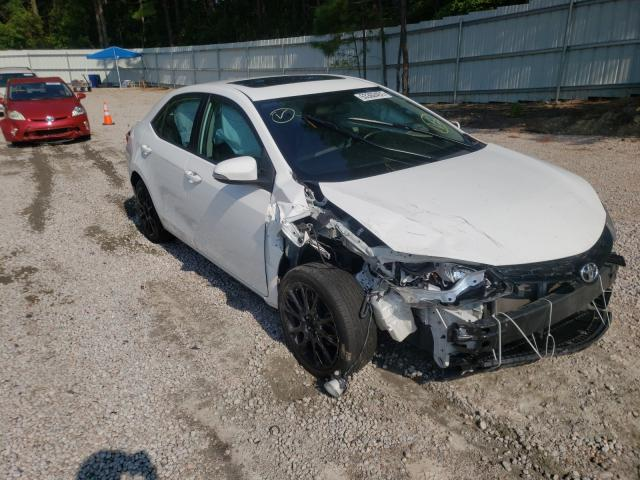 Salvage cars for sale from Copart Knightdale, NC: 2016 Toyota Corolla L