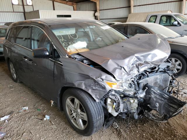2012 Honda Odyssey TO en venta en Houston, TX