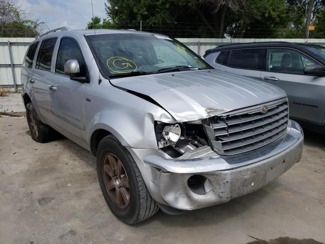 Salvage cars for sale from Copart Corpus Christi, TX: 2008 Chrysler Aspen Limited