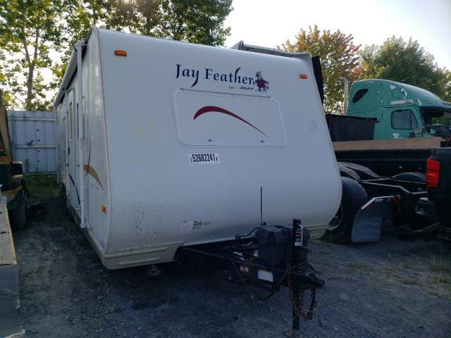 Salvage cars for sale from Copart Ontario Auction, ON: 2005 Jayco Jayfeather
