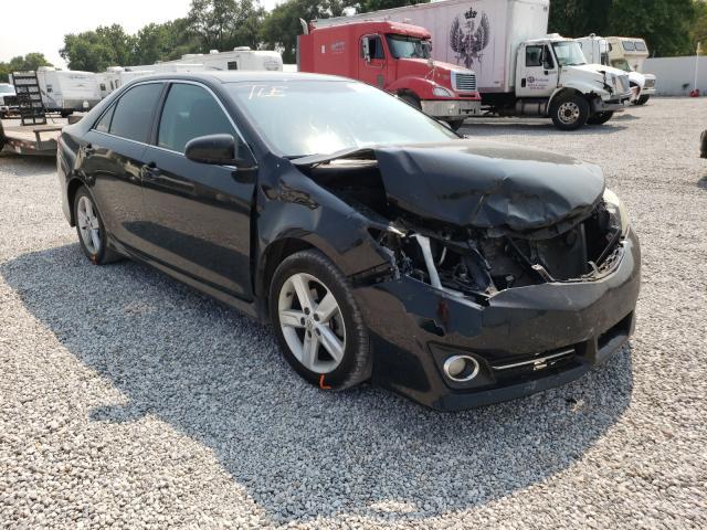 Vehiculos salvage en venta de Copart Wichita, KS: 2014 Toyota Camry L