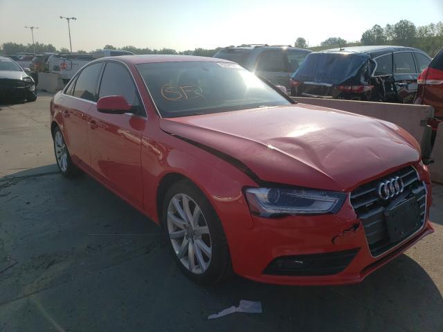 Audi Vehiculos salvage en venta: 2013 Audi A4 Premium