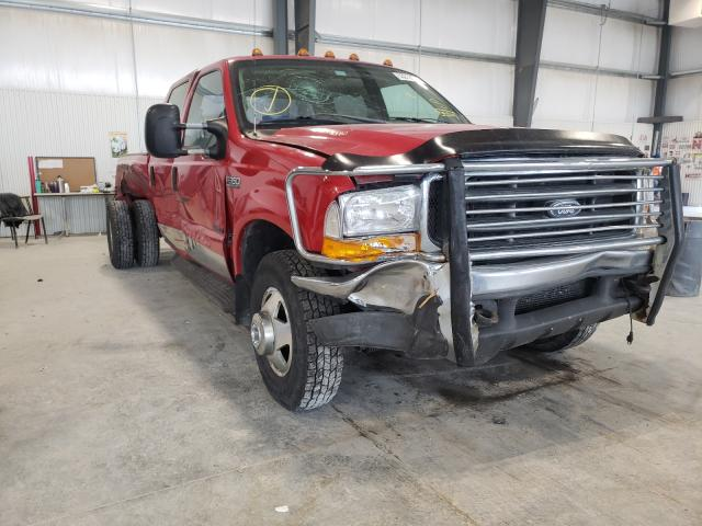 Ford E350 salvage cars for sale: 1999 Ford E350