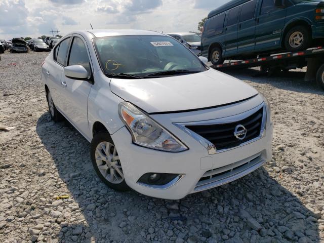 Nissan Vehiculos salvage en venta: 2017 Nissan Versa S