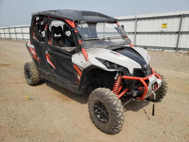 Salvage cars for sale from Copart Helena, MT: 2017 Can-Am Maverick M