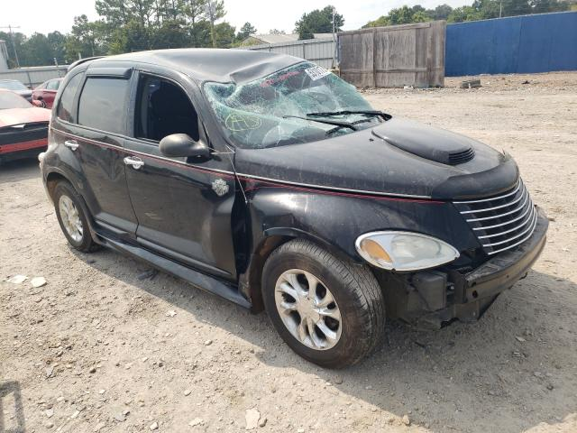 Salvage cars for sale from Copart Florence, MS: 2003 Chrysler PT Cruiser