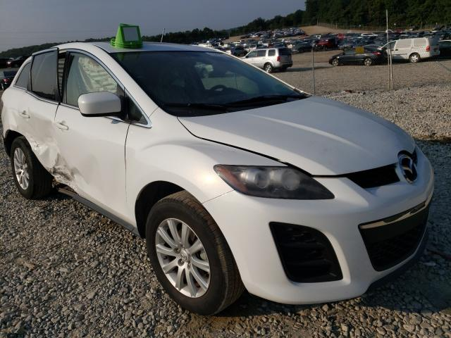 Salvage cars for sale from Copart Gainesville, GA: 2011 Mazda CX-7