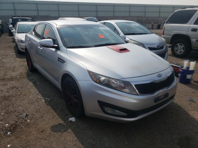 Salvage cars for sale at Albuquerque, NM auction: 2012 KIA Optima LX