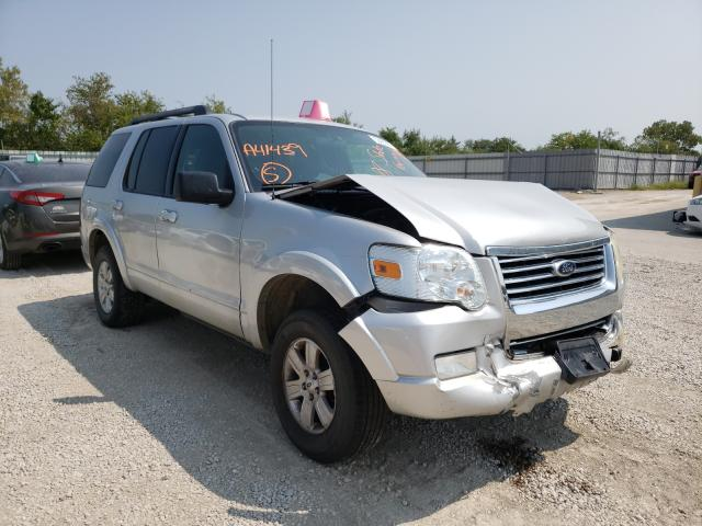 Salvage cars for sale from Copart Kansas City, KS: 2009 Ford Explorer X