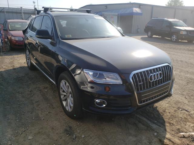 Vehiculos salvage en venta de Copart Finksburg, MD: 2013 Audi Q5 Premium