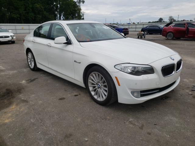 Vehiculos salvage en venta de Copart Dunn, NC: 2011 BMW 535 I