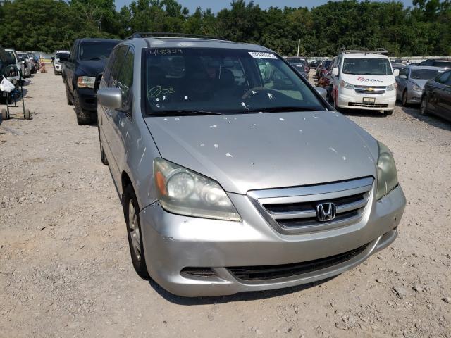 2006 Honda Odyssey EX en venta en Oklahoma City, OK