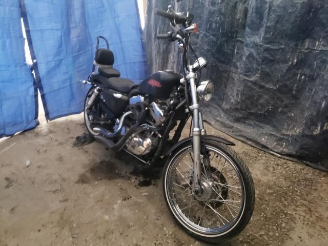 Salvage motorcycles for sale at Fredericksburg, VA auction: 2013 Harley-Davidson XL1200 V