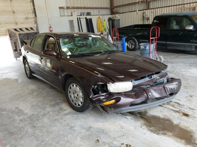 Salvage cars for sale from Copart Abilene, TX: 2001 Buick Lesabre LI