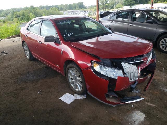 Vehiculos salvage en venta de Copart Fairburn, GA: 2012 Lincoln MKZ Hybrid