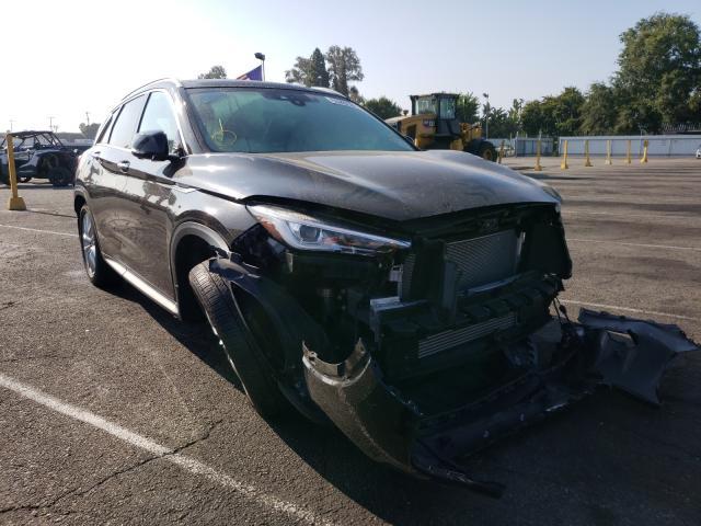 Infiniti salvage cars for sale: 2019 Infiniti QX50 Essen