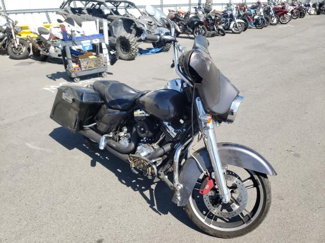 Salvage cars for sale from Copart Sun Valley, CA: 2009 Harley-Davidson Flhx