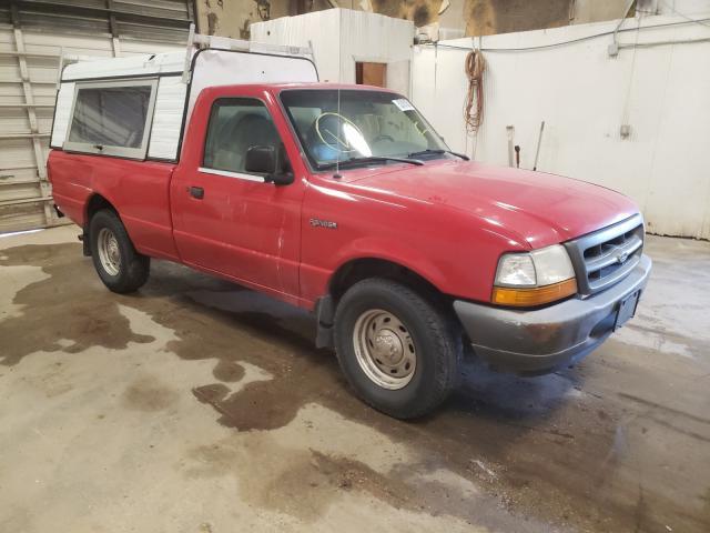 2000 Ford Ranger en venta en Casper, WY