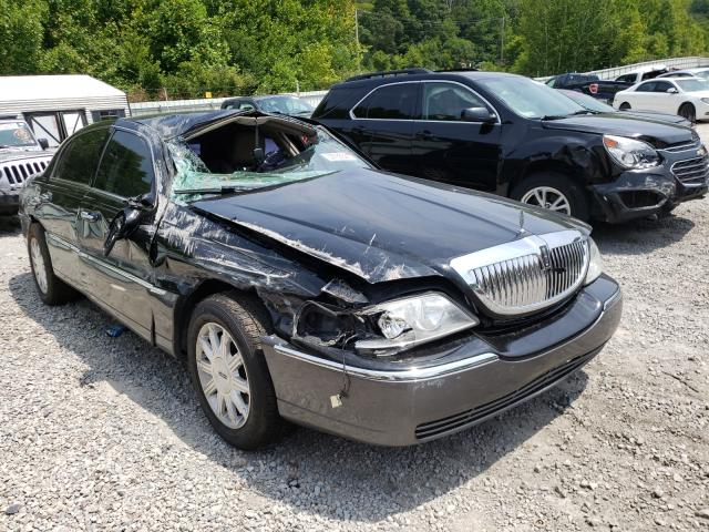 Salvage cars for sale at Hurricane, WV auction: 2011 Lincoln Town Car S