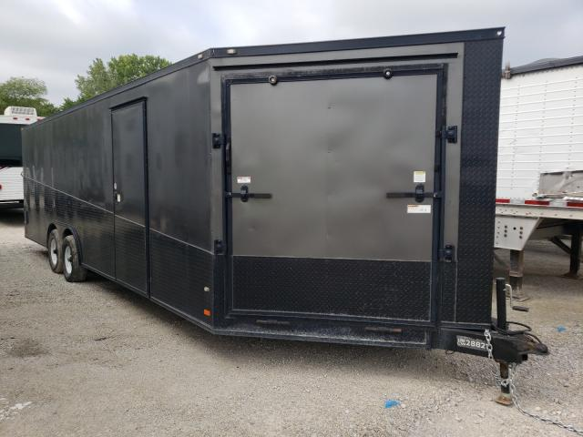 2017 Covered Wagon Cargo Trailer for sale in Des Moines, IA