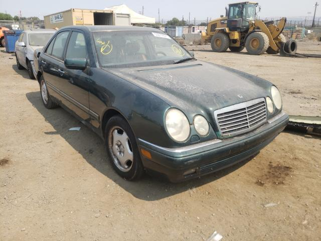 Salvage cars for sale from Copart San Martin, CA: 1997 Mercedes-Benz E 420