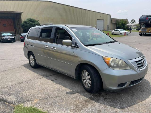 Vehiculos salvage en venta de Copart Oklahoma City, OK: 2008 Honda Odyssey EX