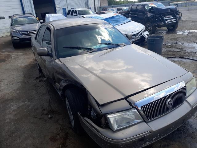 Mercury salvage cars for sale: 2003 Mercury Grand Marq