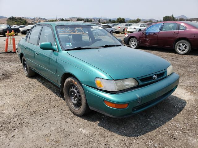 Salvage cars for sale from Copart San Martin, CA: 1997 Toyota Corolla DX