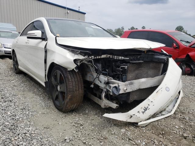 Vehiculos salvage en venta de Copart Spartanburg, SC: 2015 Mercedes-Benz CLA 250