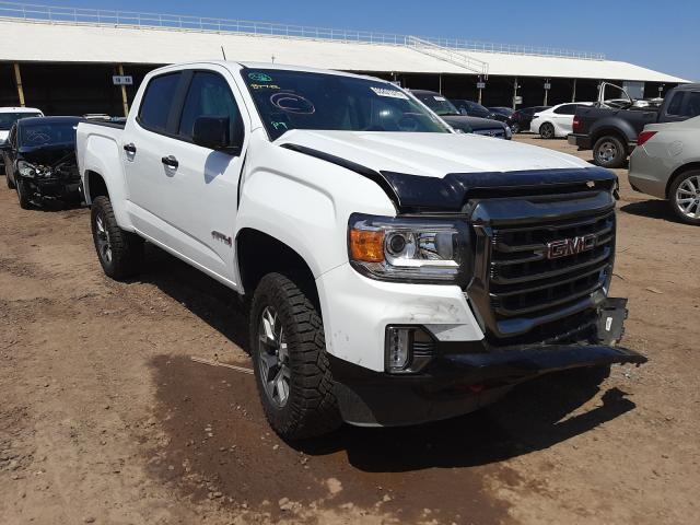 Vehiculos salvage en venta de Copart Phoenix, AZ: 2021 GMC Canyon AT4