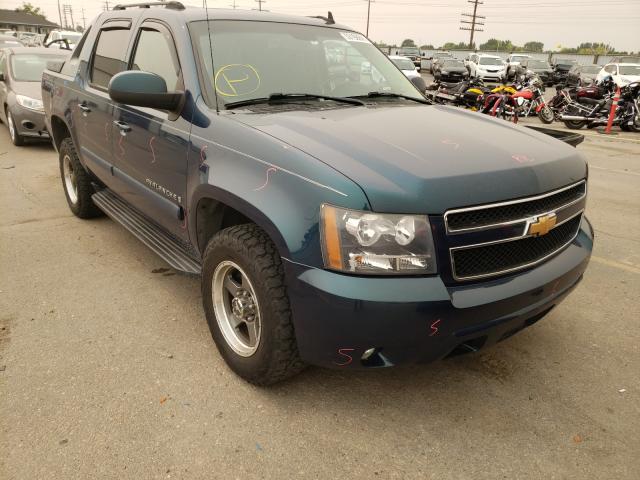 2007 Chevrolet Avalanche en venta en Nampa, ID