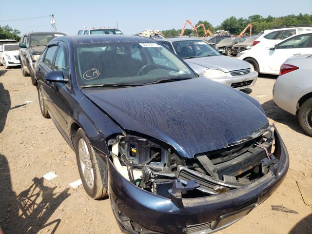 Vehiculos salvage en venta de Copart Grantville, PA: 2010 Chevrolet Impala LT