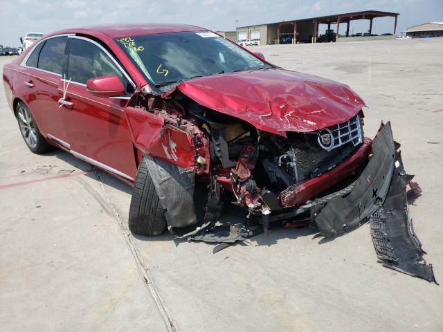 Cadillac XTS salvage cars for sale: 2013 Cadillac XTS