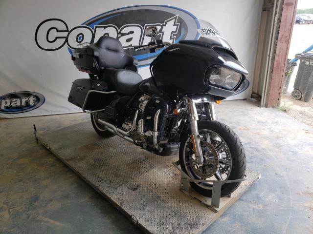 Salvage cars for sale from Copart Temple, TX: 2020 Harley-Davidson Fltrk