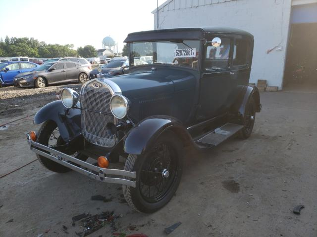 FORD MODEL A 1928 1