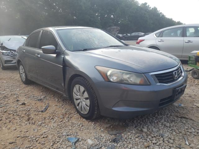 Salvage cars for sale from Copart Austell, GA: 2008 Honda Accord LX