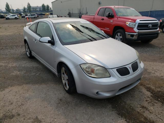 Salvage cars for sale from Copart Rocky View County, AB: 2008 Pontiac G5 GT