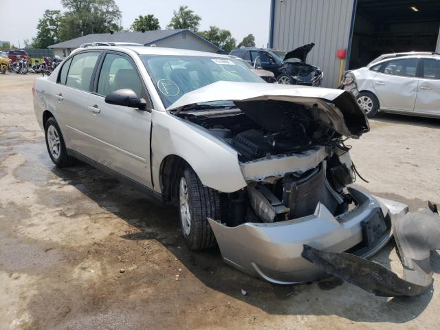 Salvage cars for sale from Copart Sikeston, MO: 2008 Chevrolet Malibu LS