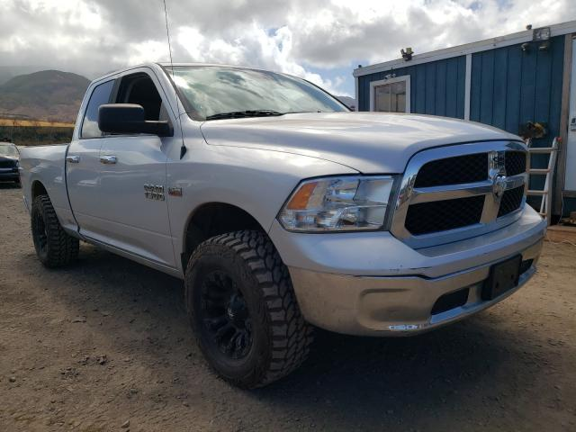 Salvage cars for sale from Copart Kapolei, HI: 2014 Dodge RAM 1500 SLT