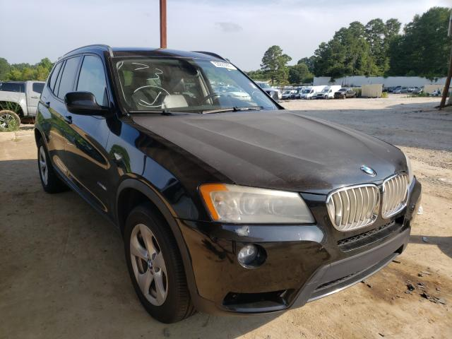 Salvage cars for sale from Copart Fairburn, GA: 2011 BMW X3 XDRIVE2