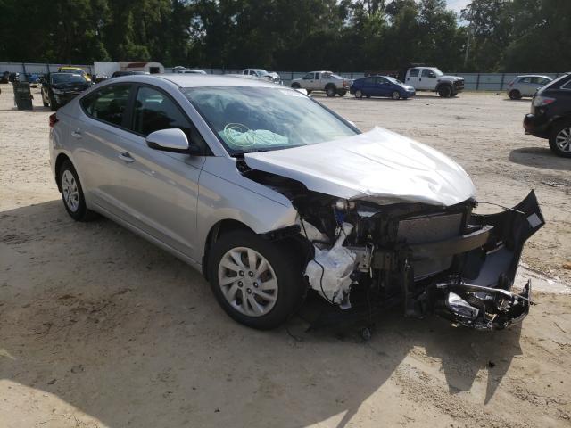 Salvage cars for sale from Copart Ocala, FL: 2019 Hyundai Elantra SE
